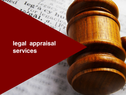 Legal Real Estate Appraisal Services