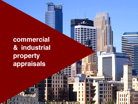 Commercial & Industrial Real Estate Appraiser
