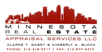 Minnesota Real Estate Appraisal Services LLC